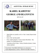 Karel Kahovec a George and Beatovens