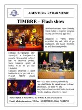 Timbre music - FLASH SHOW