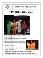 Timbre music - KIDS SHOW