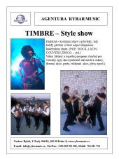 Timbre music - STYLE SHOW