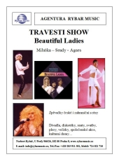 Travesti show Beautiful Ladies